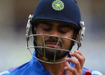 ICC ने काटी 40 फीसदी मैच फीस