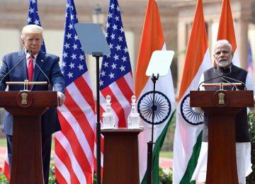 भारत-अमेरिका