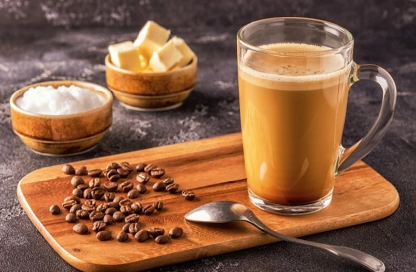बटर कॉफी
