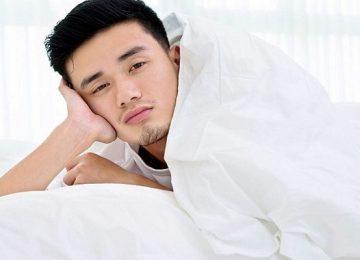 अधूरी रहती है नींद