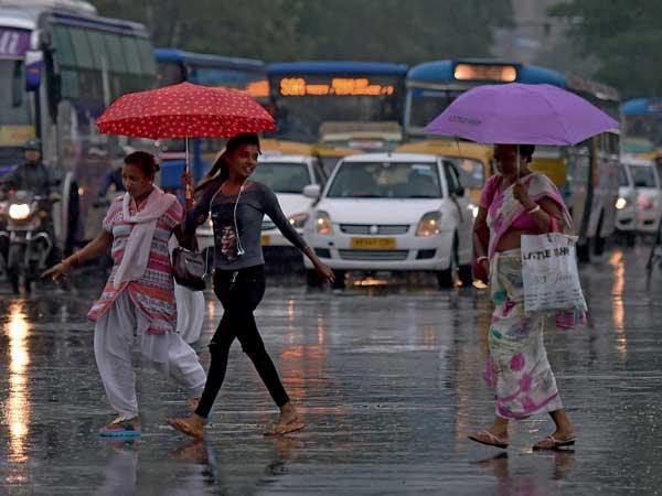 25 फरवरी तक बारिश का अनुमान