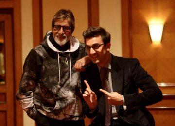 अमिताभ बच्चन ने रणबीर कपूर की तारीफ