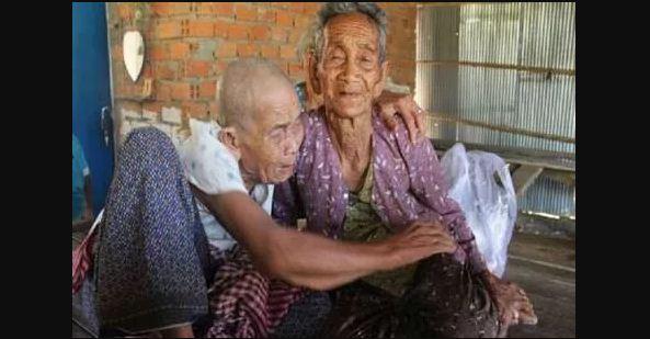 47 साल बाद मिलीं दो बहनें