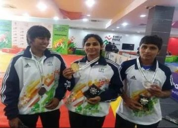 रानी राणा ने कुश्ती में जीता गोल्ड