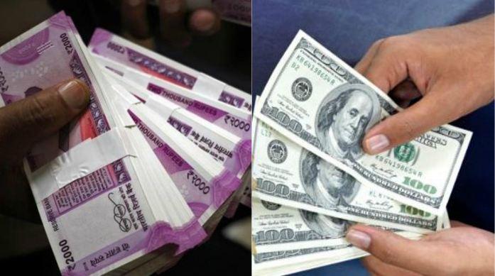 15 महीने में सबसे निचले स्तर पर रुपया