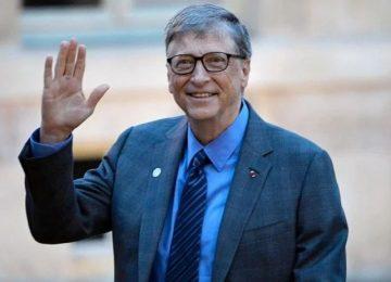 बिल गेट्स का इस्तीफा