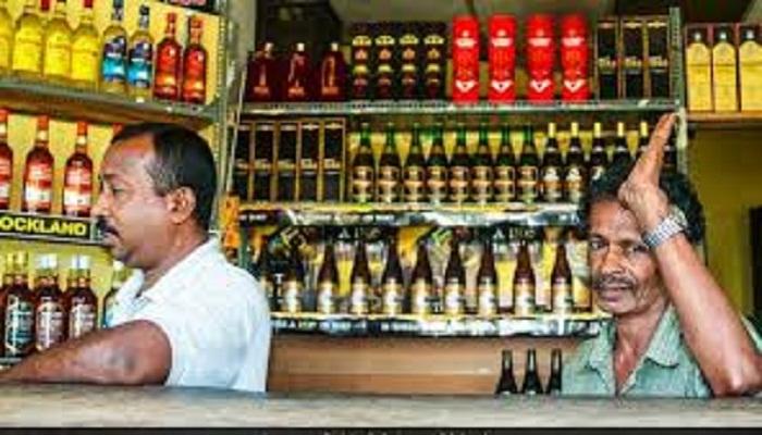 केरल सरकार ने शराब आपूर्ति की दी अनुमति