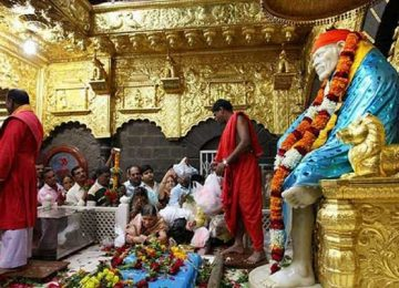शिरडी सांई मंदिर