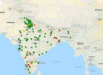 दिल्ली-एनसीआर से लखनऊ तक की हवा शुद्ध