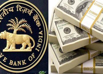 विदेशी मुद्रा भंडार