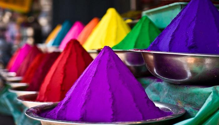 रंग के फायदे रंग के फायदे