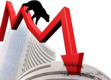 Yes बैंक का शेयर 83 फीसदी गिरा