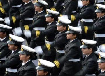 नौसेना में महिलाओं को मिला स्थायी कमीशन
