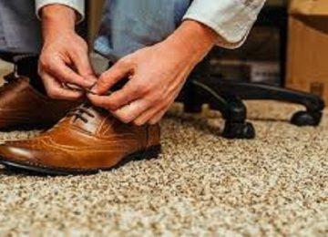 जूतों से भी फैल सकता है कोरोना इंफेक्शन