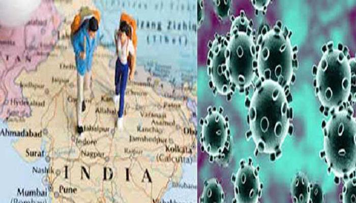 कोरोना संक्रमितों की संख्या करीब 2.17 लाख