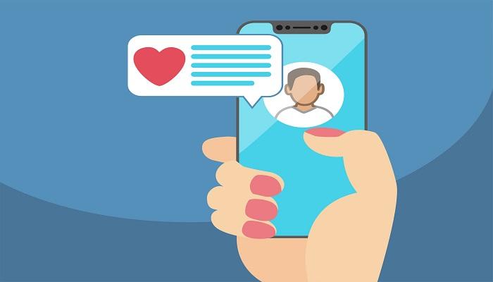 ऑनलाइन डेटिंग एप्स का सिंगल्स के बीच बढ़ा क्रेज