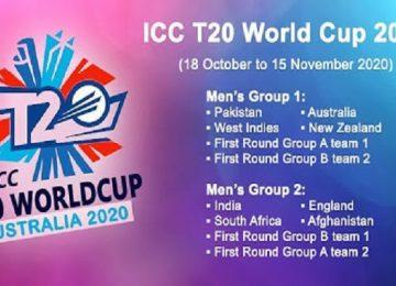 टी-20 क्रिकेट विश्व कप
