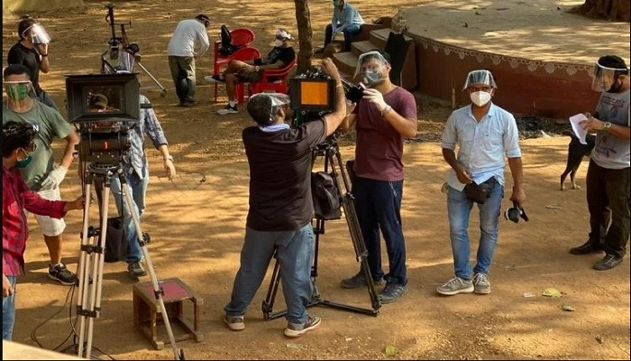 मुंबई में फिल्मों की शूटिंग शुरू