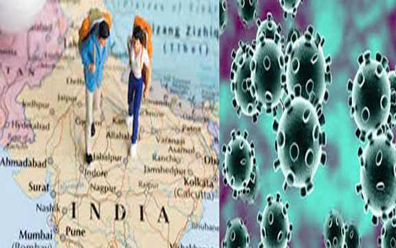 भारत में कोरोना रिकवरी दर