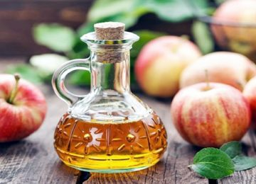 6 benefits of apple vinegar