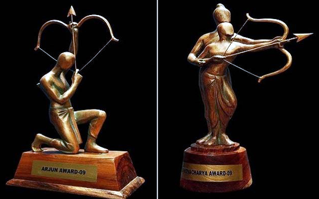 players have been nominated for this Arjuna Award