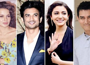Kangana raised questions on Bollywood superstar's silence