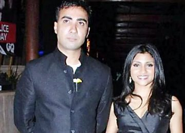 Konkona divorced from Ranveer Shorey