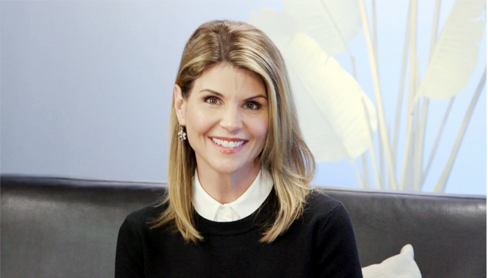 Lori Laughlin jailed for college admission scam