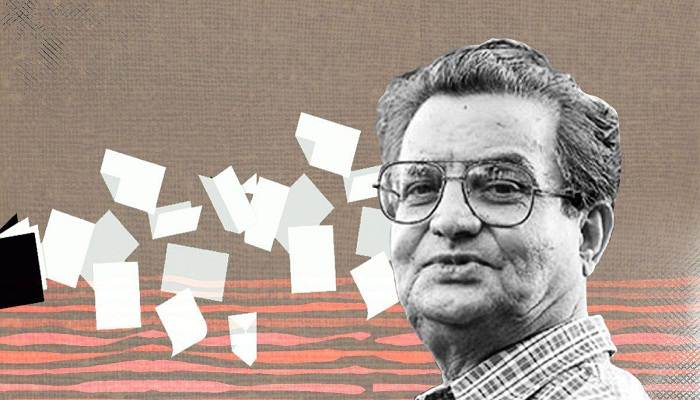 writer Manohar Shyam Joshi