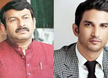 Manoj Tiwari appealed Maharashtra government