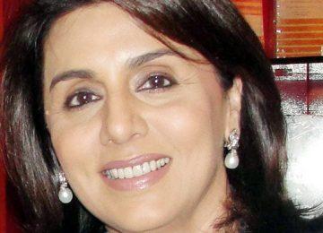Neetu Singh is making a comeback in the film
