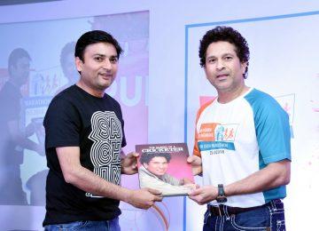 Sachin Tendulkar's super fan Nitin Jain