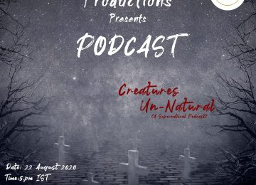 launches Creatures Unnatural Podcast