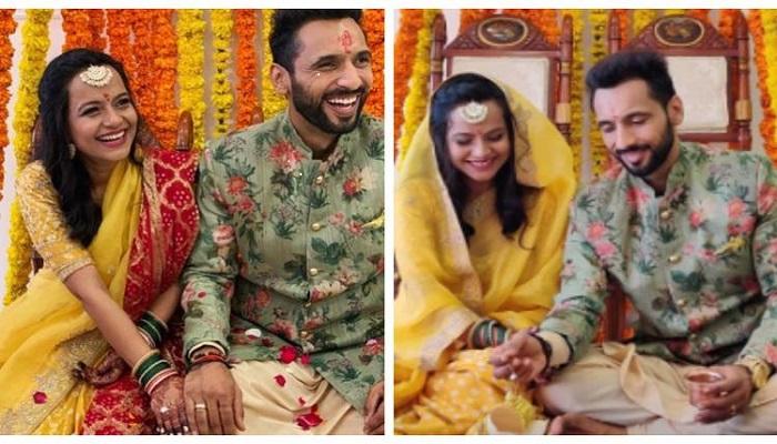 puneet pathak engaged