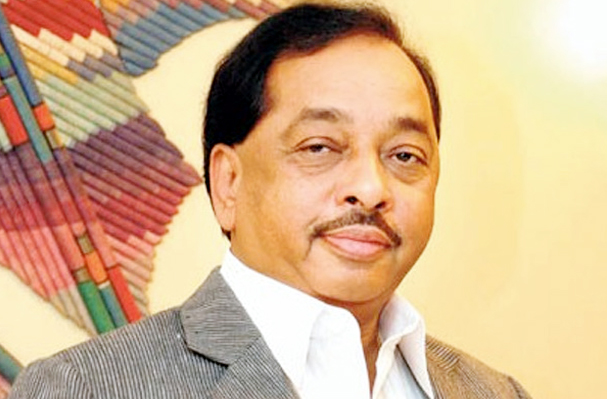 Former CM Narayan