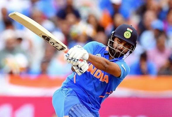 Batsman Rishabh Pant