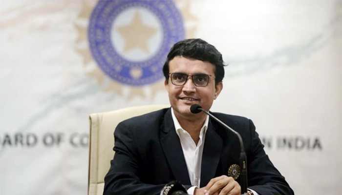 Sourav Ganguly reacts to Chennai Super Kings