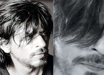 Shahrukh Khan shares selfie with Ganpati immersion