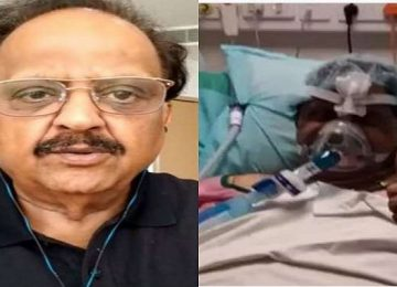 SP Balasubramanyam's condition improved