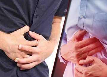 Do not ignore persistent stomach pain