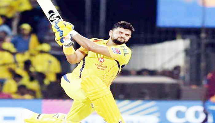 Suresh Raina is not playing IPL