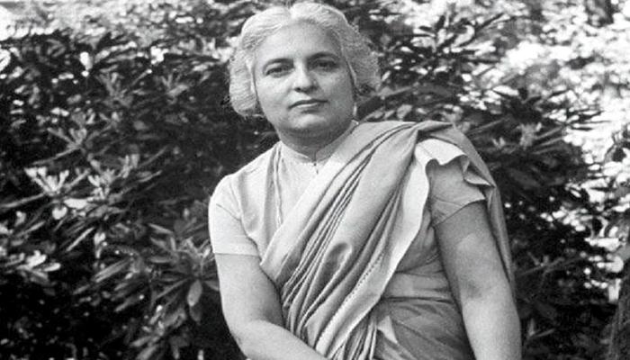 Today born Vijaya lakshmi