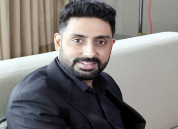 Abhishek Bachchan got new hair cut