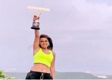 Nia Sharma, winner of 'Khatron Ke Khiladi