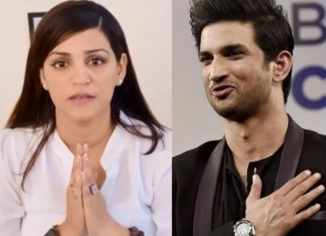 Sushant Singh's sister shared this emotional video