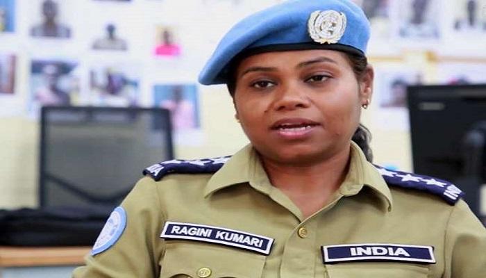 IPS officer Ragini