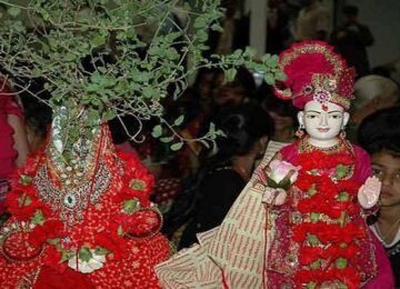 Tulsi marriage