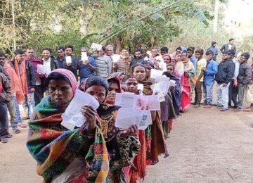 bangal Voting