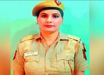 Woman Head constables