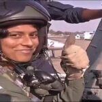 first woman fighter pilot